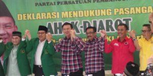 PPP kubu Djan Faridz dukung Ahok-Djarot (IST)