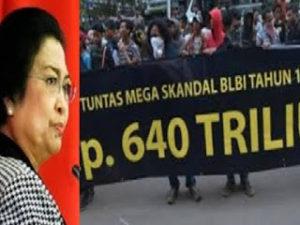 Kasus BLBI yang diduga melibatkan Megawati (IST)