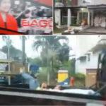 Rumah dinas anggota DPR dari PDIP menyimpan ribuan sembako (IST)
