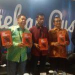 Peluncuran Buku, 'Usut Tuntas Korupsi Ahok'