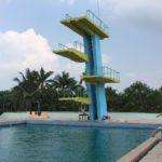 Dua pelajar tenggelam di kolam renang