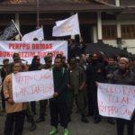 Demo tolak Perppu Pembubaran Ormas (IST)
