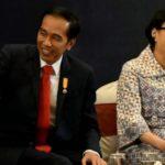 Jokowi dan Sri Mulyani (IST)