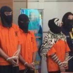 Polisi menangkap Komplotan Saracen (IST)