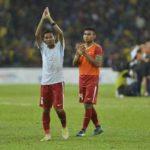Indonesia mengalahkan Myanmar dan merebut medali perunggu SEA Games 2017 (Antara Foto/Wahyu Putro A)
