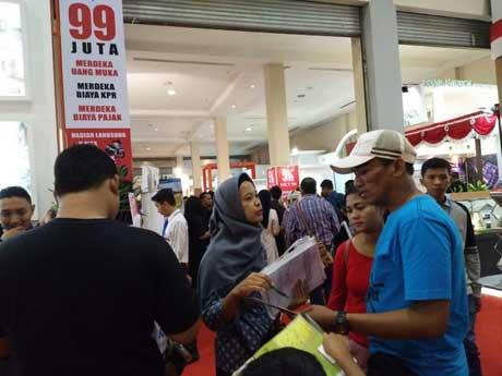 Pameran Indonesia Properti Expo 2017 (Foto: dok.inapex)