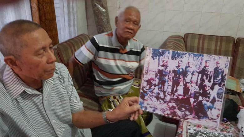 Marinir Pengangkat Mayat Di Lubang Buaya Lihat Sayatan Di Tubuh