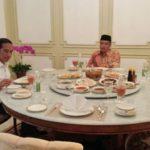 KH Said Aqil Siradj dan Presiden Jokowi (IST)
