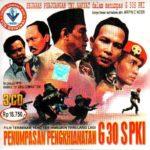 Film pemberontakan G30SPKI (IST)