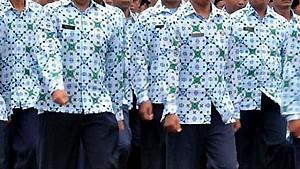 Pegawai negeri sipil