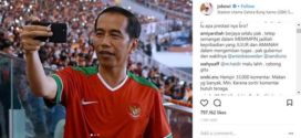 Hapus serta Blokir Komentar di Facebook & IG, Jokowi tak Mau Dikritik
