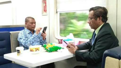 Mahfud MD Cs Diam Saat M Iriawan Jadi Pj Gubernur Jabar