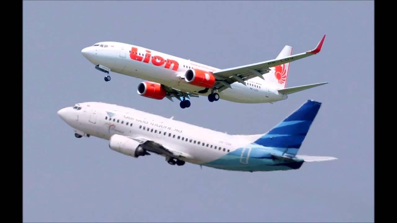 62+ Gambar Pesawat Garuda Indonesia Terbesar Kekinian